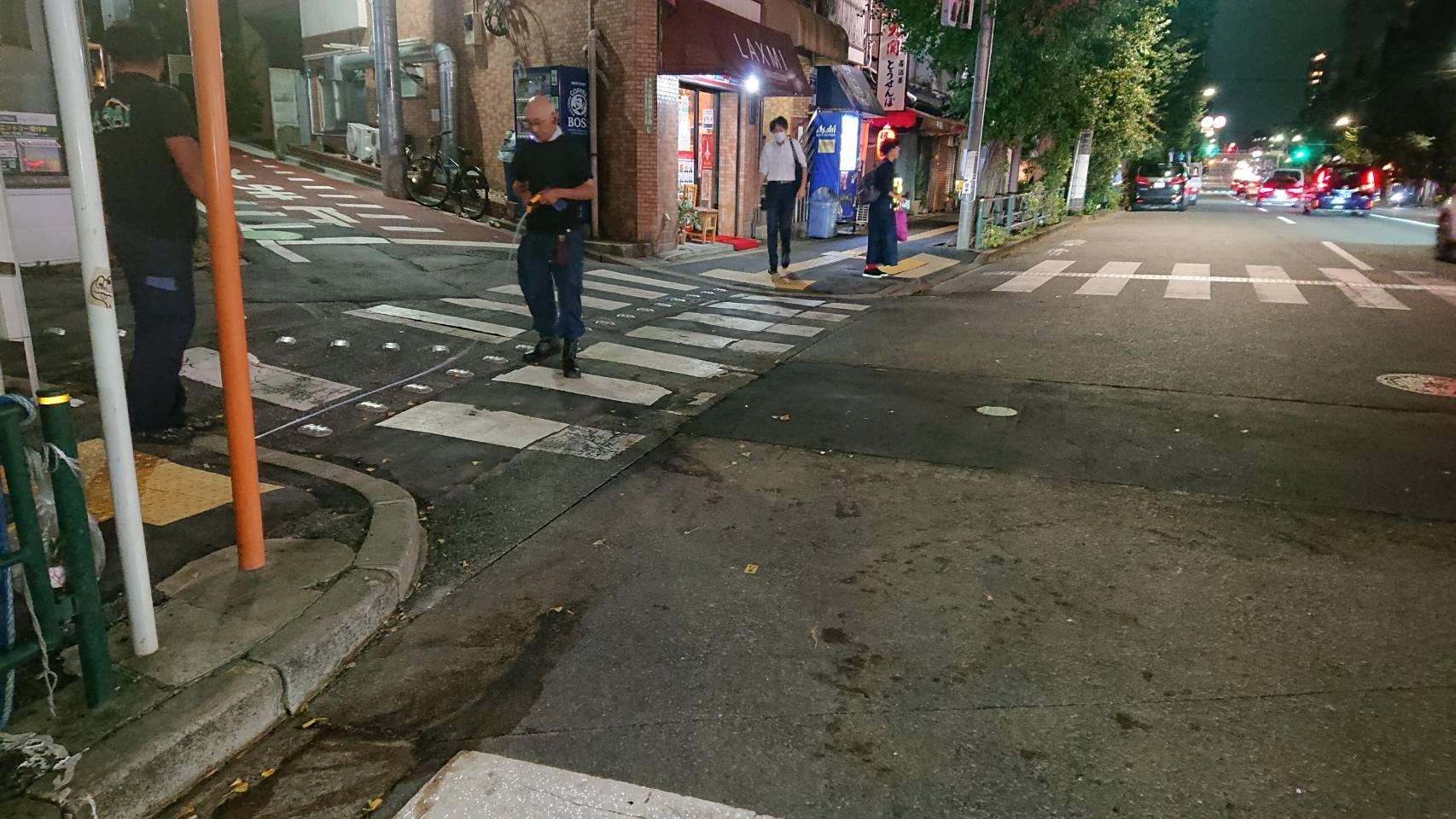文京区内 水道舗装復旧工事