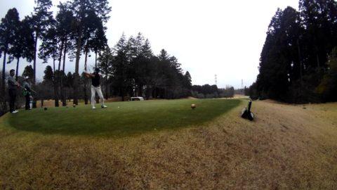 建設関係の仲間とゴルフ