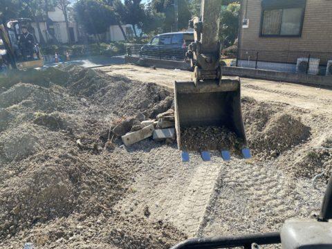 市川市内駐車場舗装工事(その1)