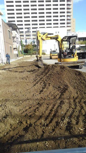 江戸川区船堀 舗装工事(その2)